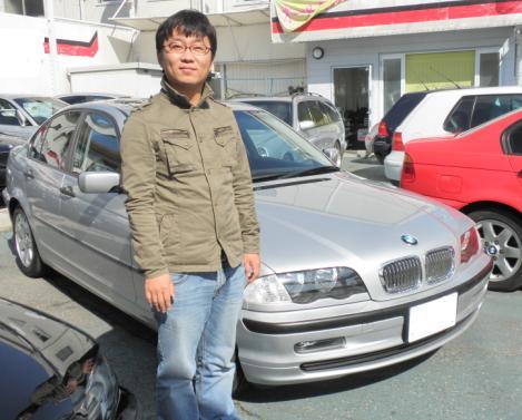 中古車 BMW 愛車 サービス